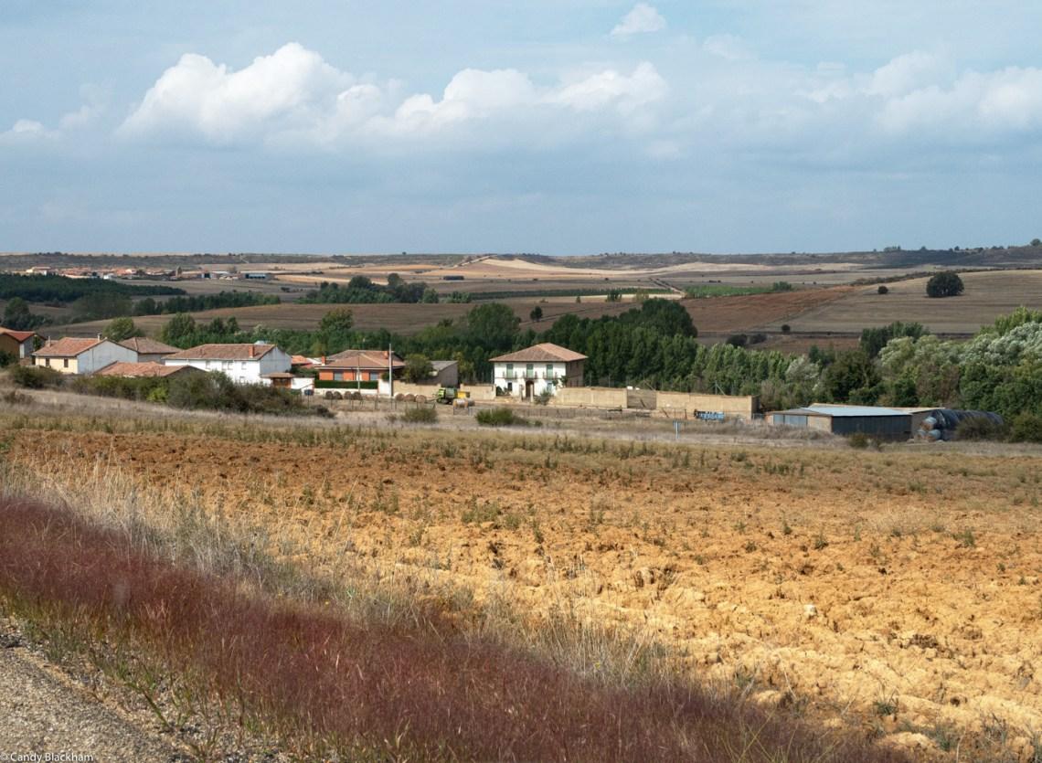 Countryside around Leon