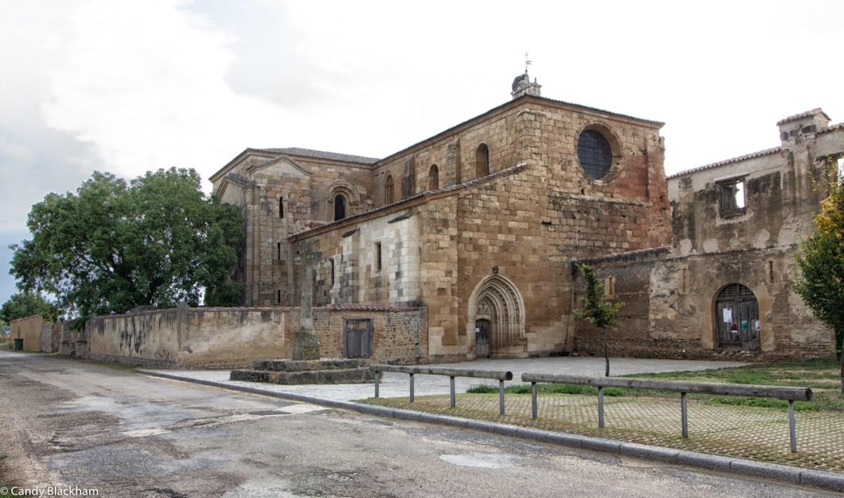 Romanesque Monastery near Leon