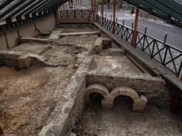 Roman remains in Astorga