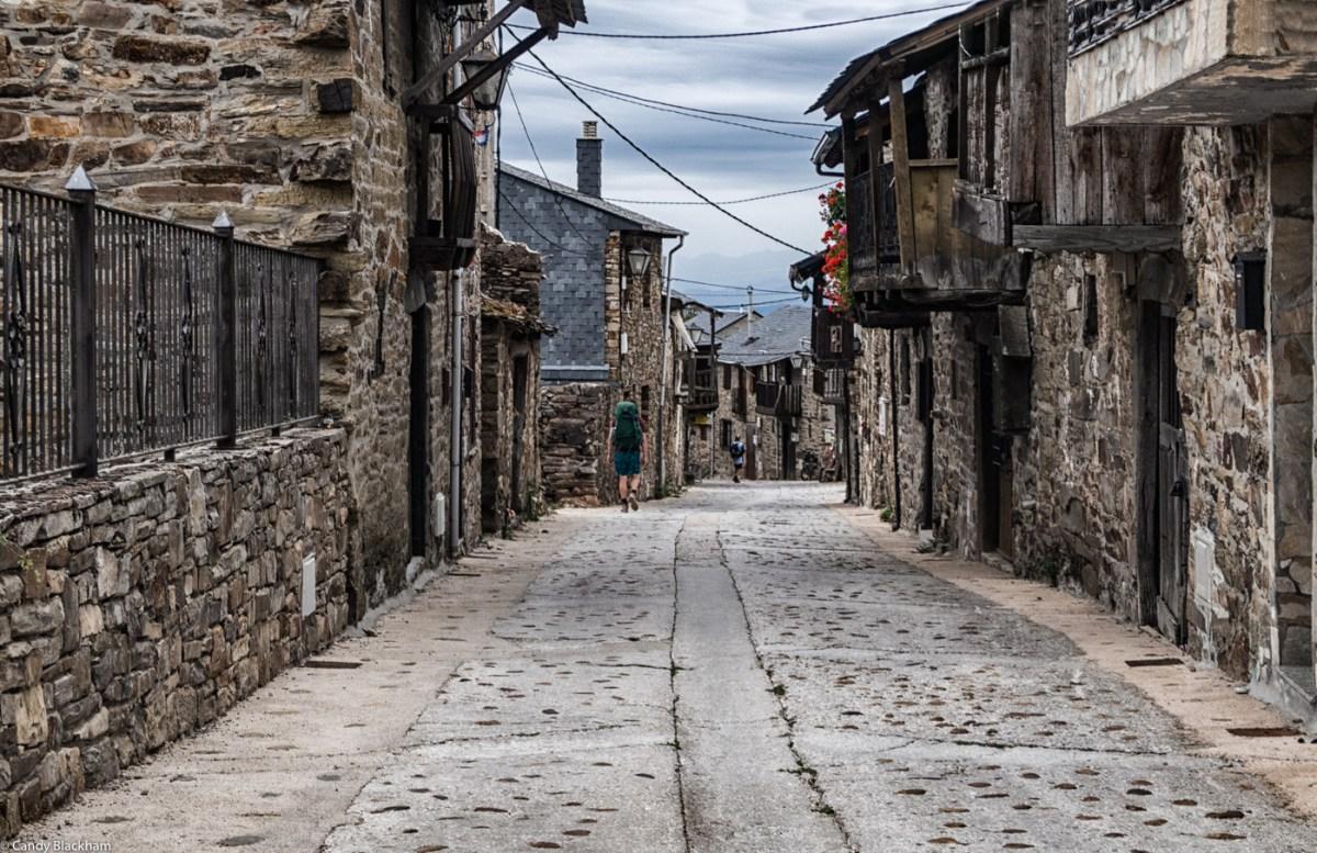 El Acebo de San Miguel on the Camino