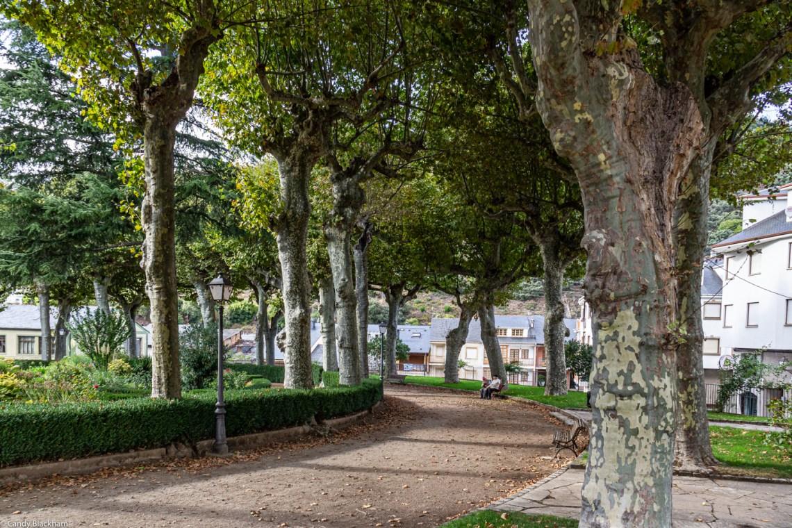Villafranca del Bierzo on the Camino de Santiago