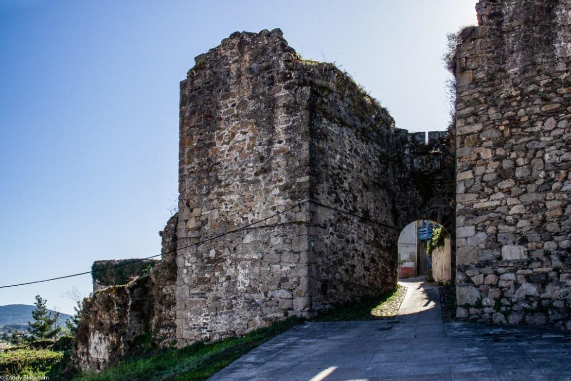 Porta Nova, Monforte de Lemos