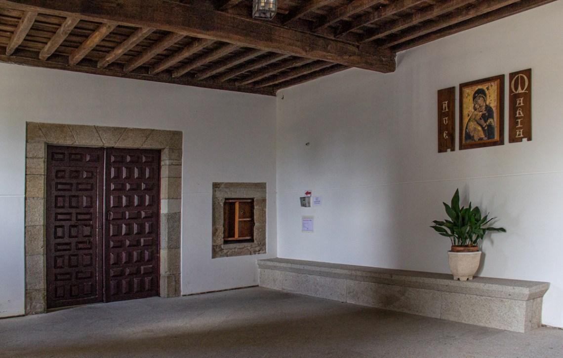 Romanesque Monastery near Monforte de Lemos