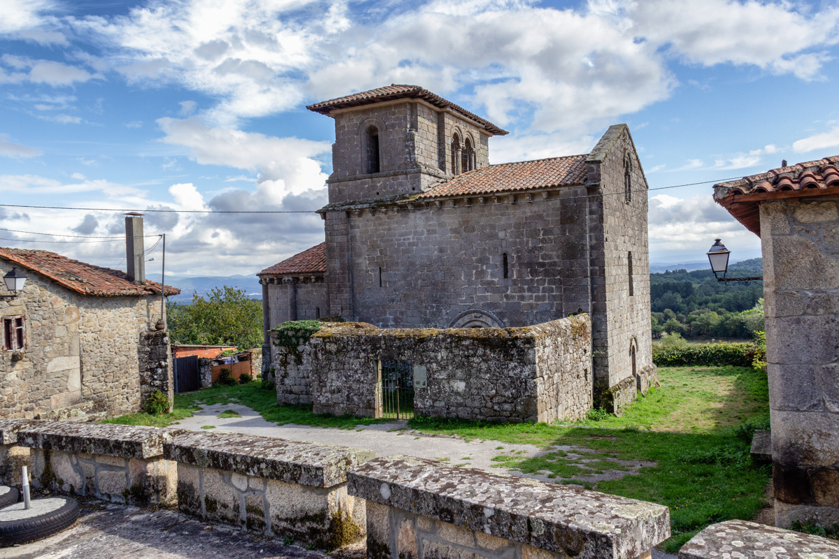 Romanesque Churches near Monforte de Lemos