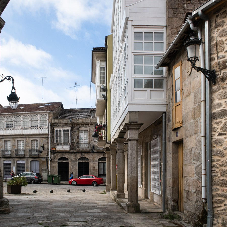 Chantada in Galicai