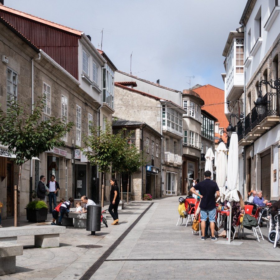 Chantada in Galicia