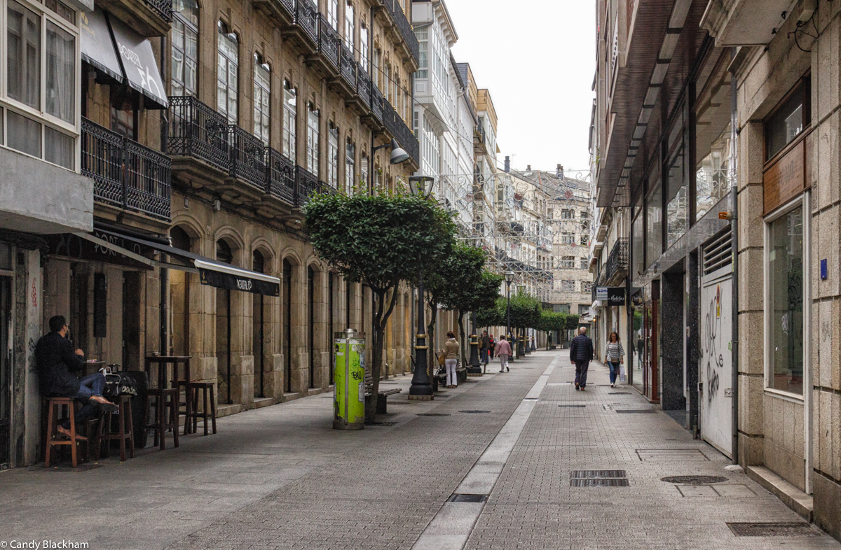 A walk in Lugo