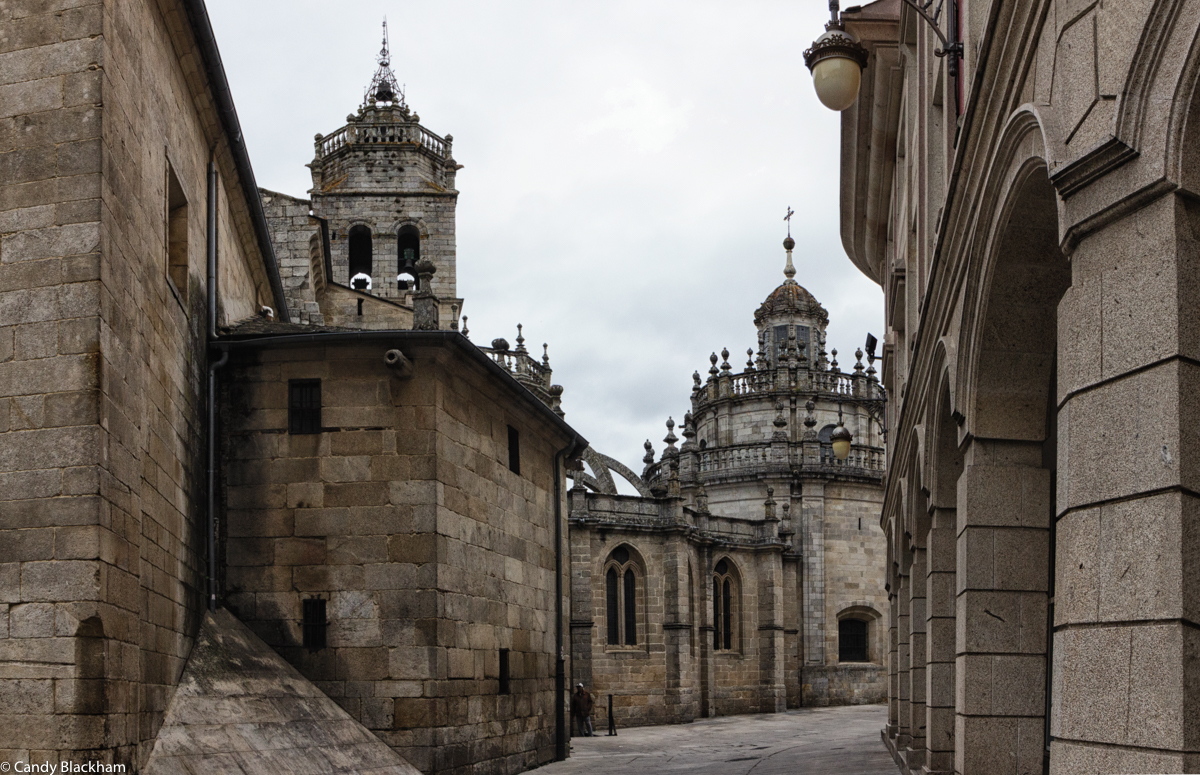 Cathedral in Lugo