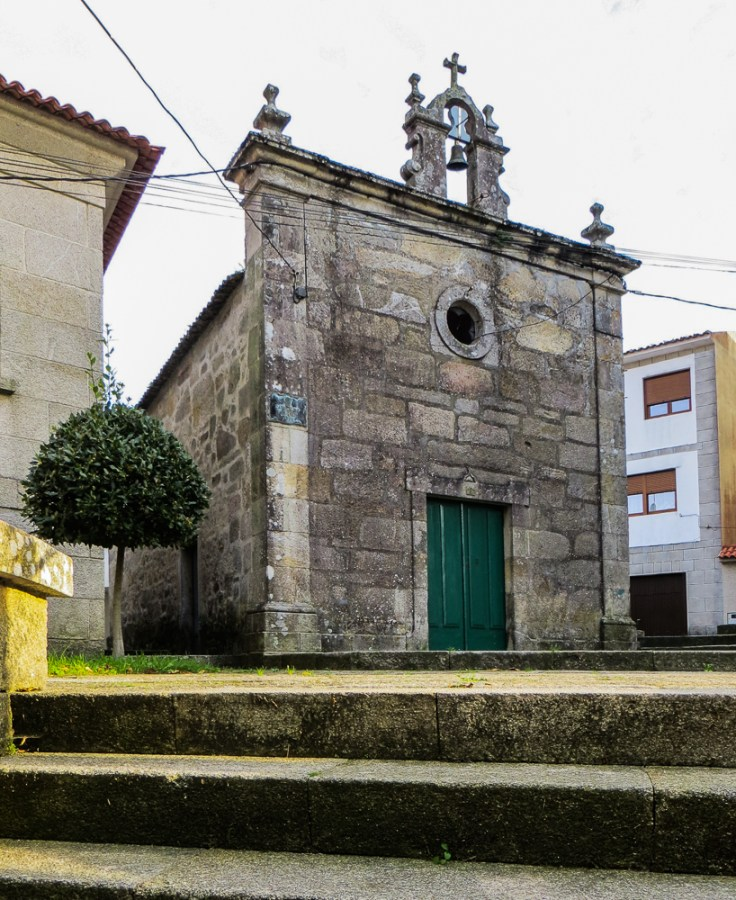 Chapel of St John in Baiona