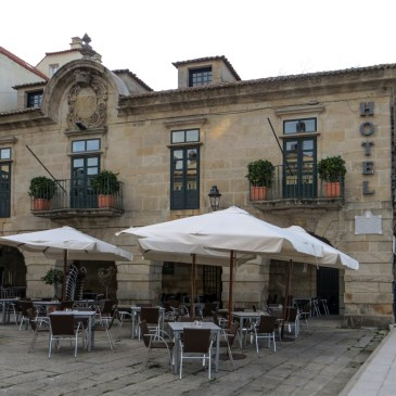 Baiona in Galicia