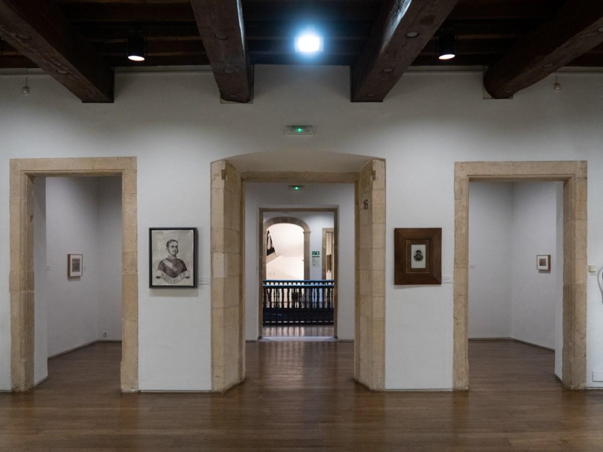 The Museum of Fine Arts in Oviedo