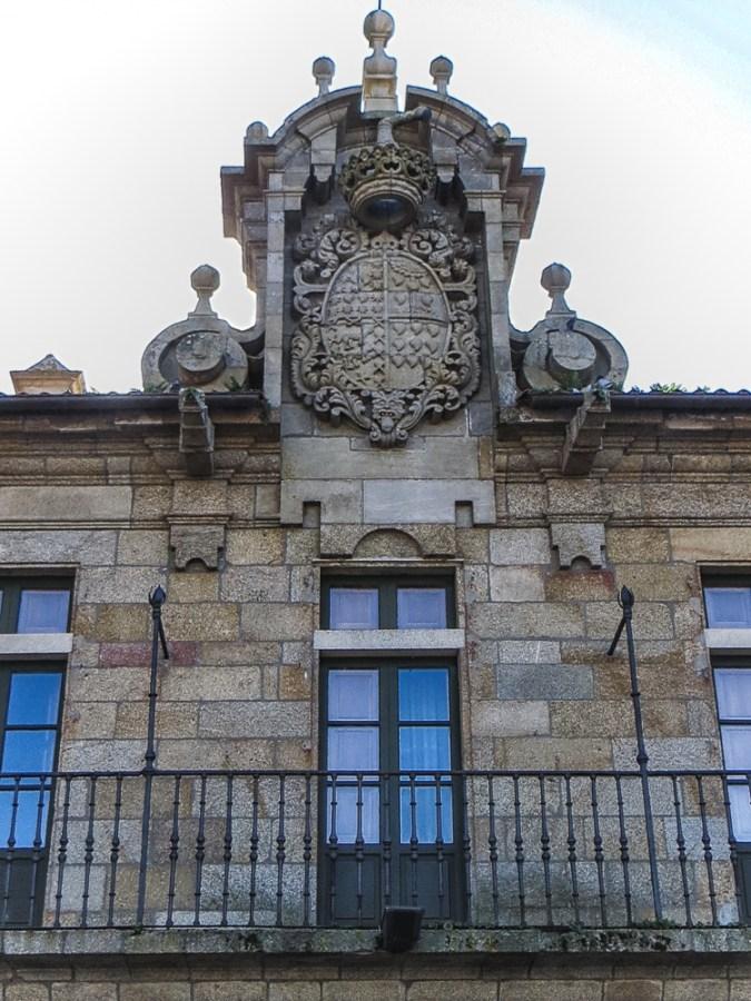 Pazo de Montesacro, 17C