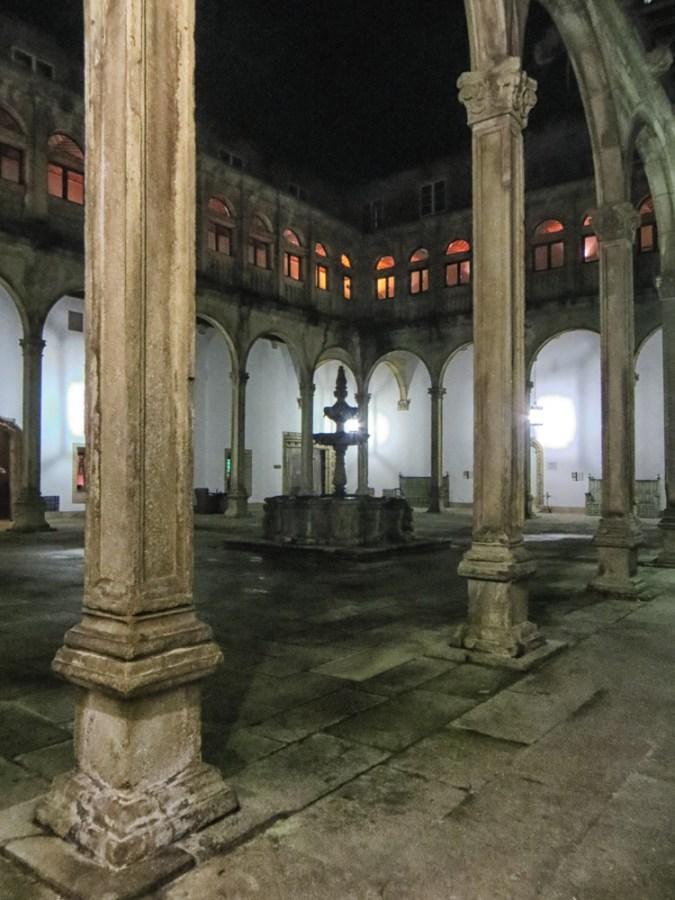 Parador in Santiago de Compostela