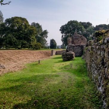 The Ruins at North Elmham