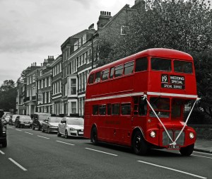 Doppeldeckerbus London
