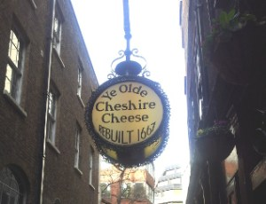 Historischer Pub in London