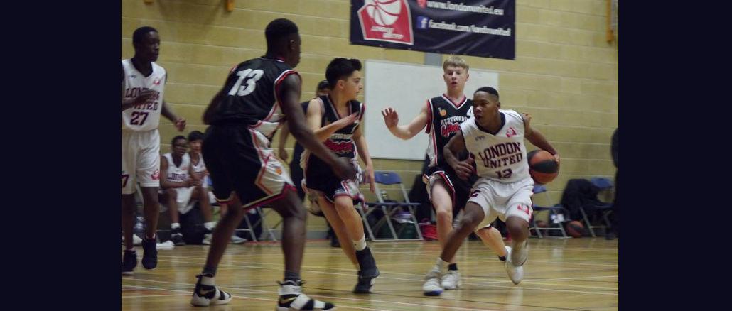 U14 London United Basketball Club