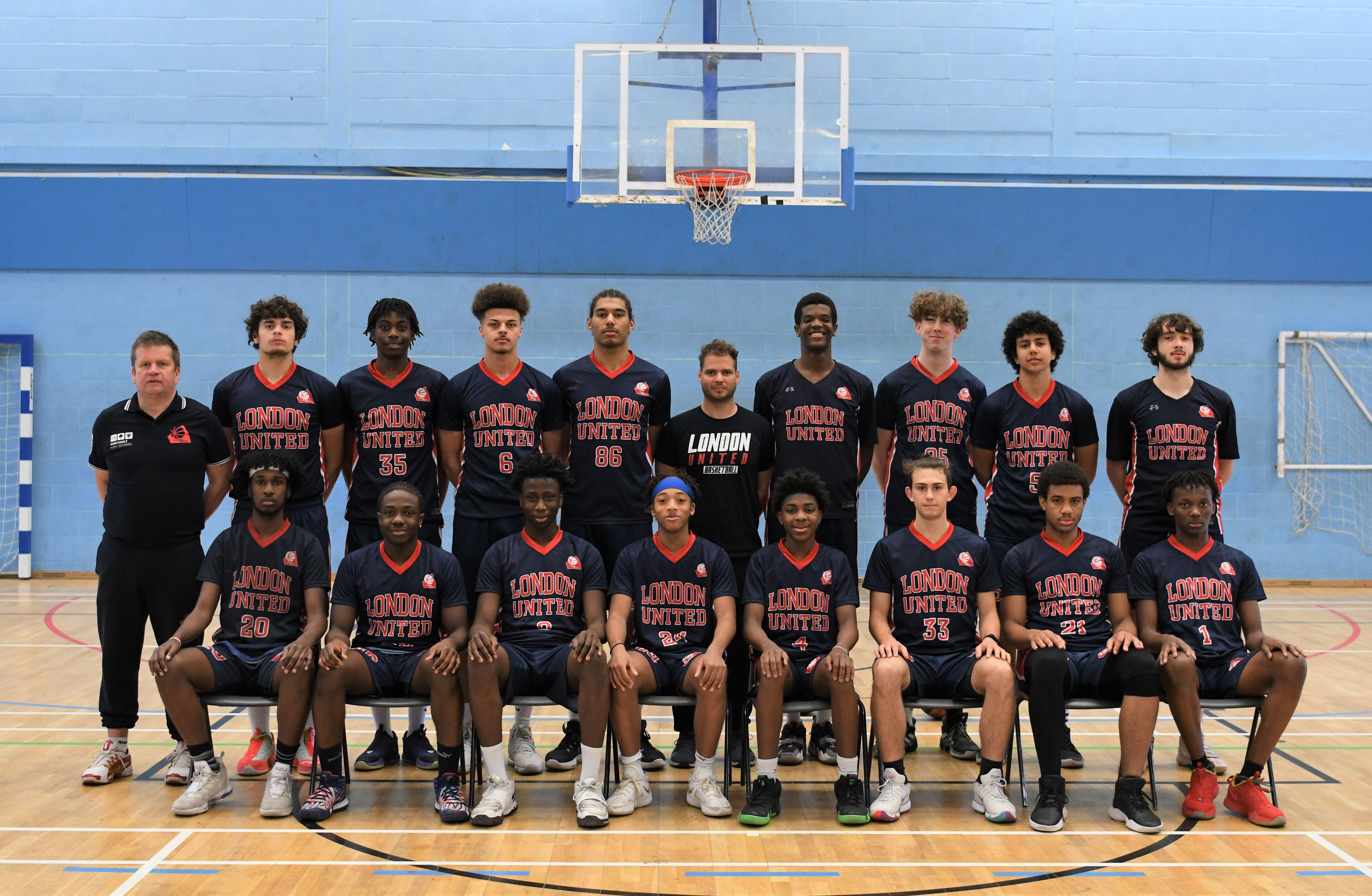 London United Basketball Club 2021 2