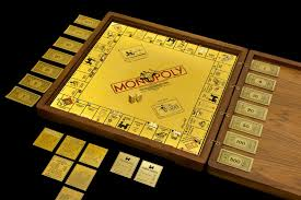 london world record Board Game Monopoly