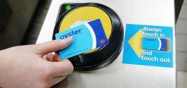 Utilizzo oyster card sulla Metro di Londra