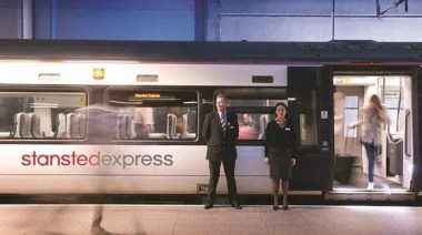 stansted express londra