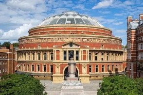 royal albert hall londra