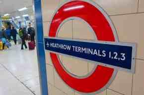 Heathrow metro