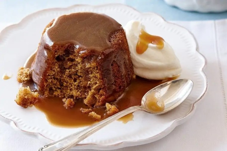 cosa mangiare a lomdra: sticky toffee pudding