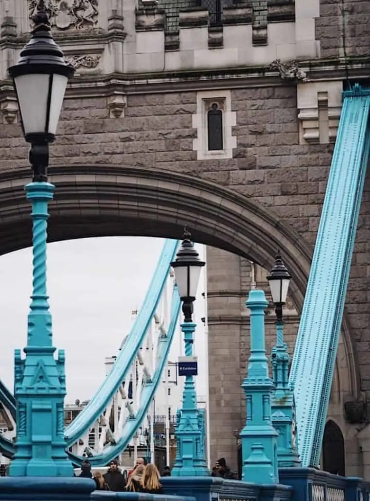 tower bridge camino
