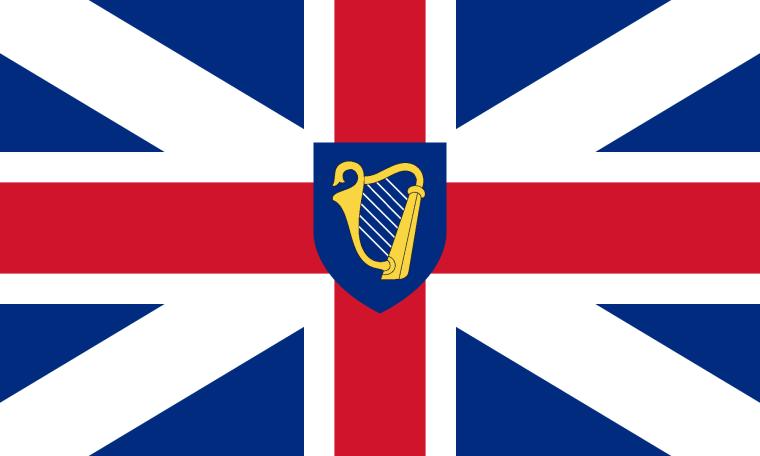 bandiera del regno unito commonweakth