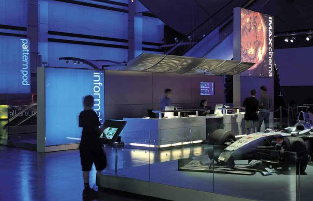 wellcome wing  museo della scienza londra