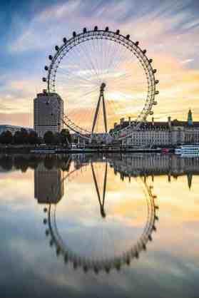 london eye orari
