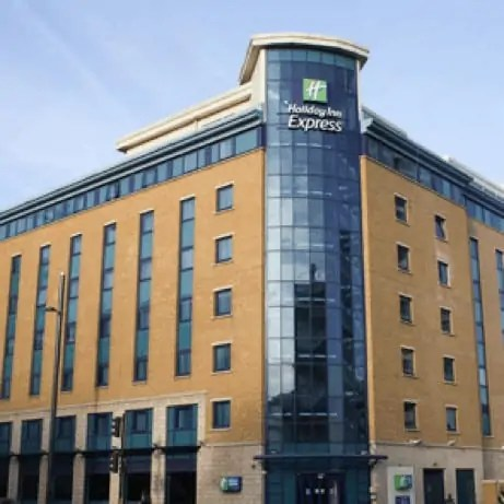 Holiday Inn Express London Stratford***