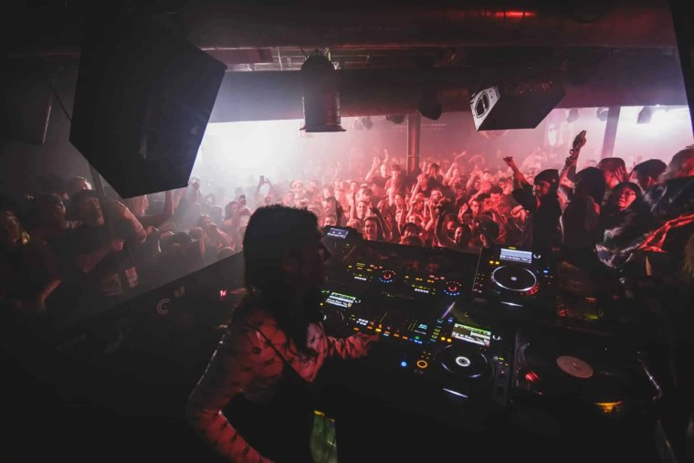 discoteca XOYO londra club