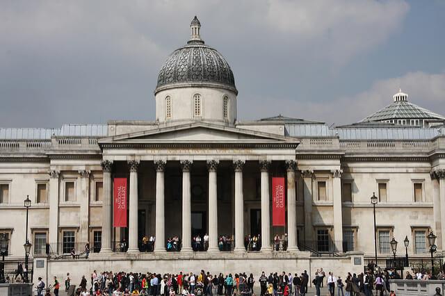 national gallery giriş