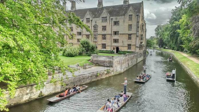 cambridge gezisi