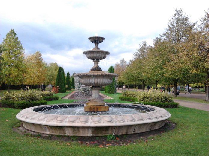 regents park havuz