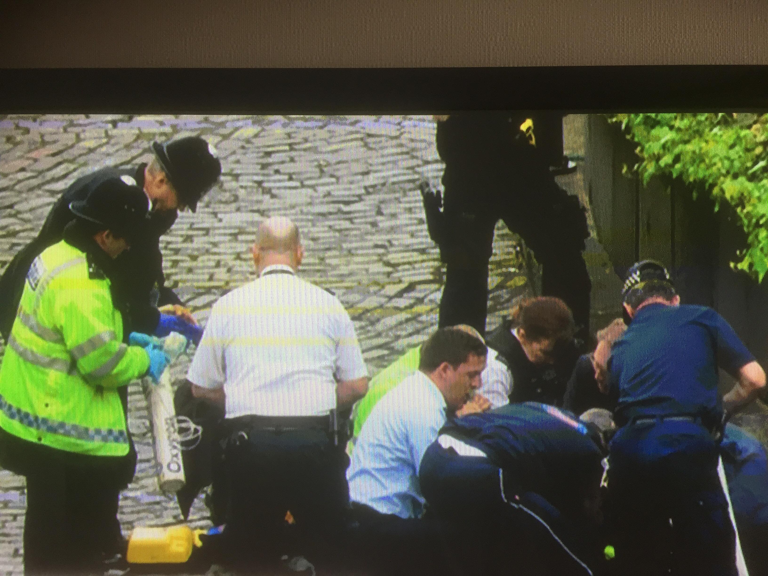 Doi Romani raniti in atacul de la Londra