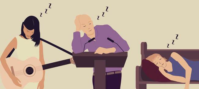 How the church fell asleep and why it needs to wake up