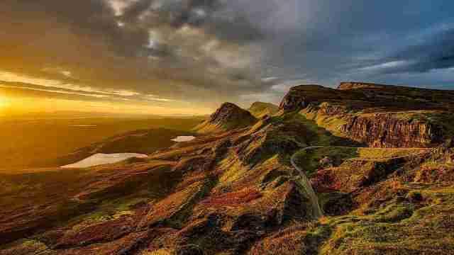 lingue della Scozia