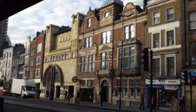 Esploriamo i quartieri di Whitechapel, Shoreditch, Stepney e Spitalfields