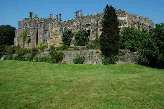 castello di berkeley