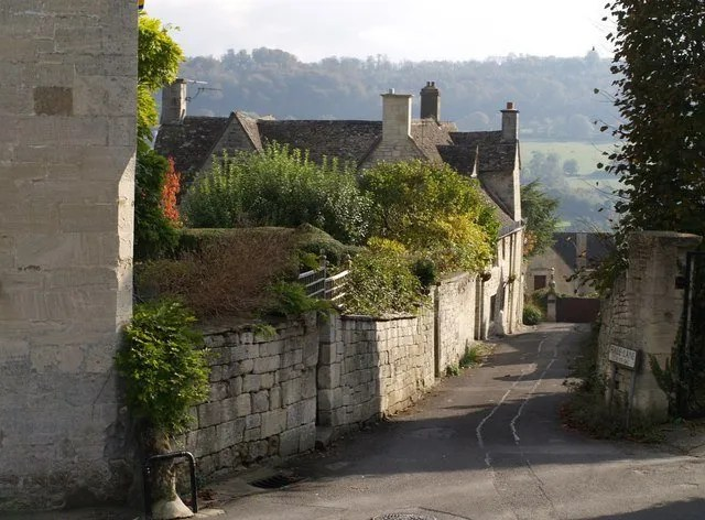 Painswick nei Cotswolds