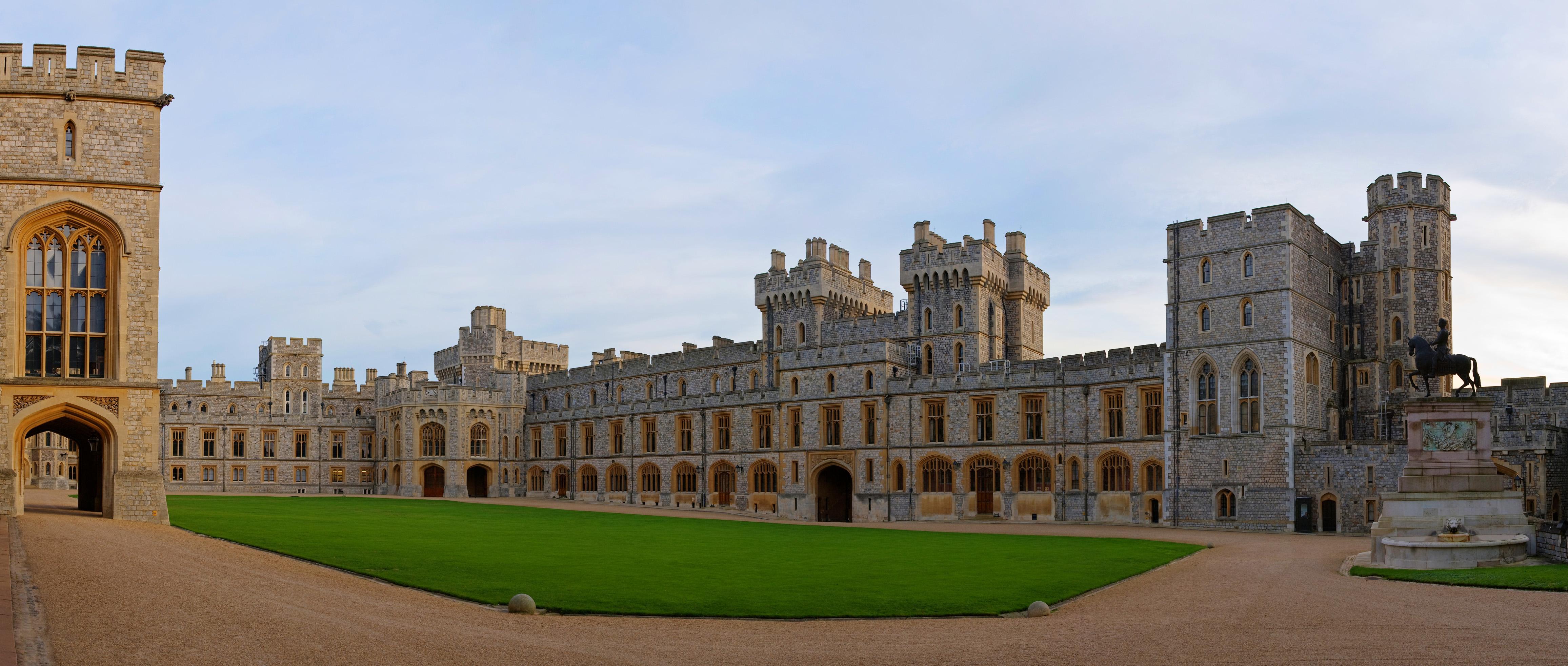 Castelo de Windsor Windsor Castle  Londres com Marilia Buckeridge