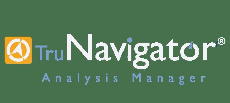 TruNavigator Analysis Manager