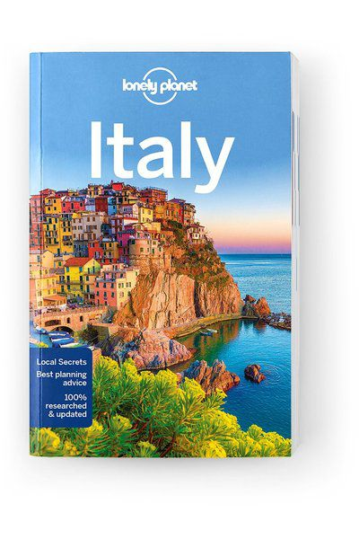 Italy, Edition - 13 by Lonely Planet