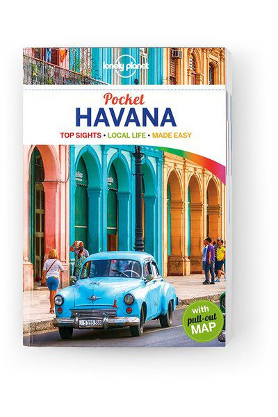 Pocket Havana, Edition - 1 eBook by Lonely Planet