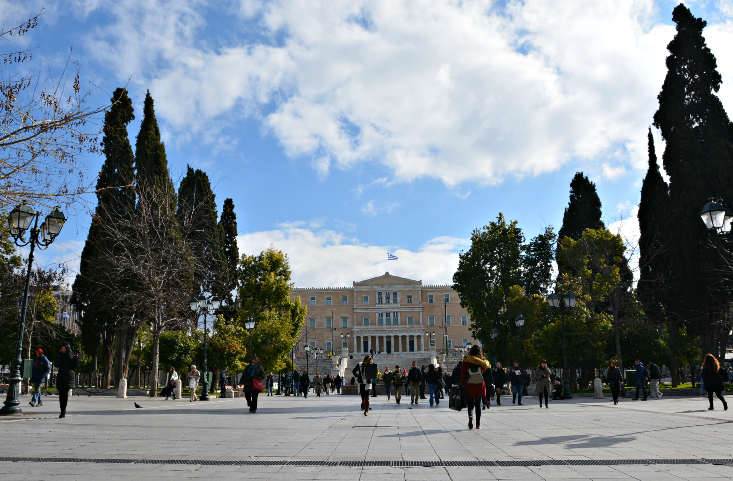 Plateia Syntagmatos Athens Greece Attractions