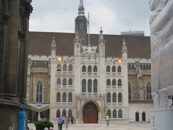 Guildhall Art London England Attractions