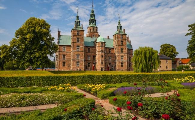 Rosenborg Slot Copenhagen Denmark Attractions Lonely
